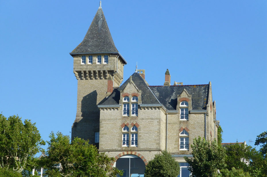 Belle maison sur les hauteurs de Douarnenez