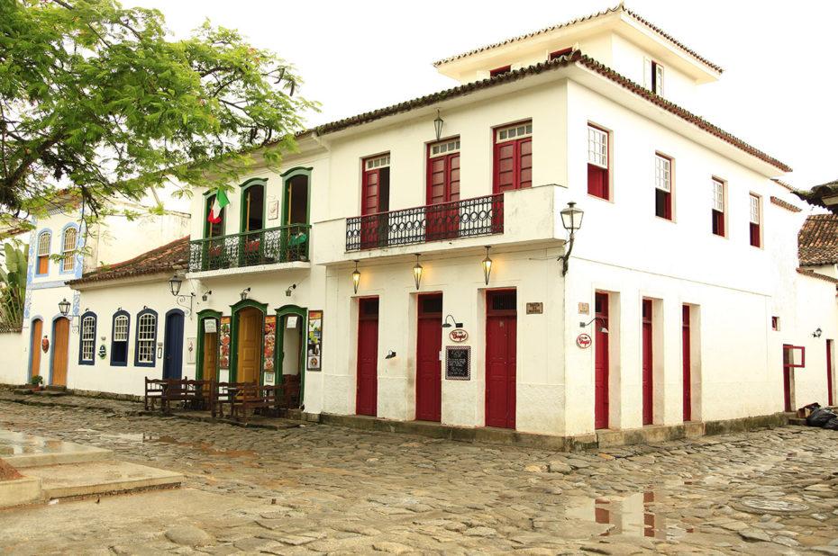 La Casa Coupê, restaurant à Paraty