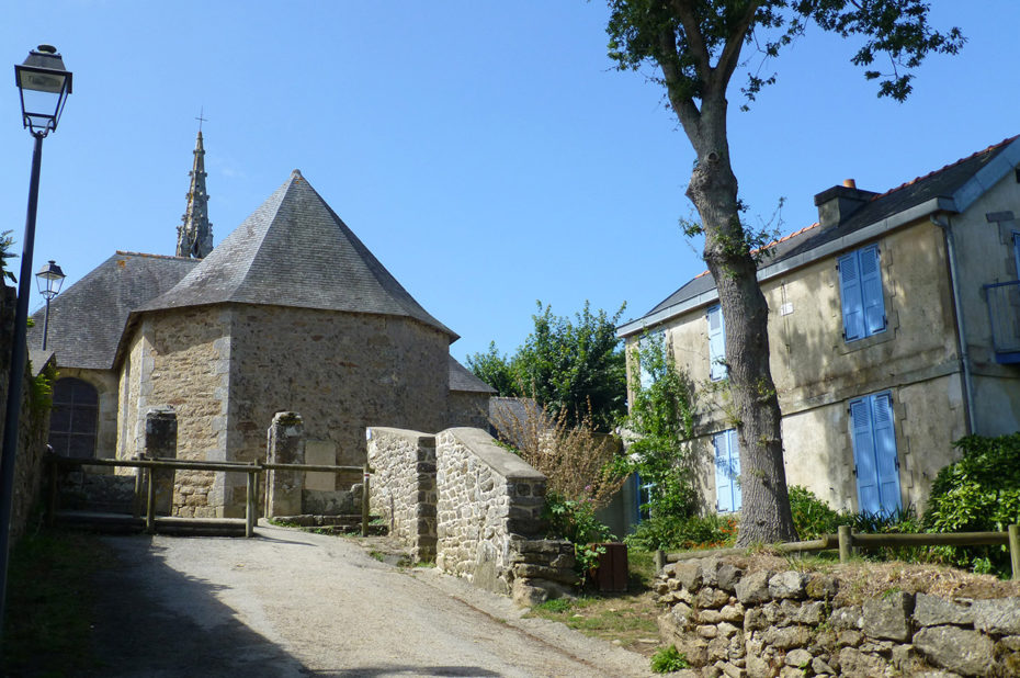 La chapelle Saint-Jean à Tréboul