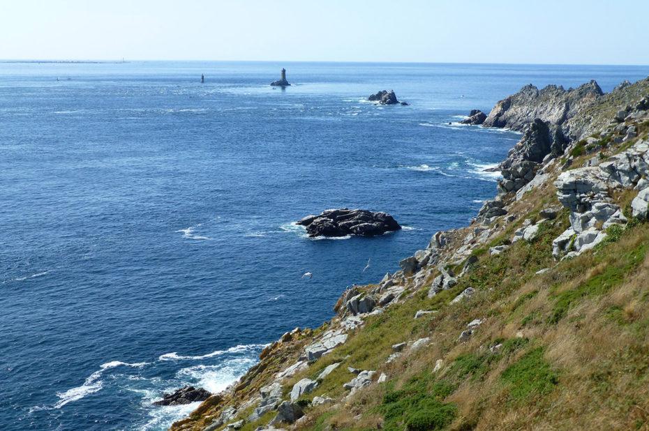 La côte déchiquetée, réserve naturelle