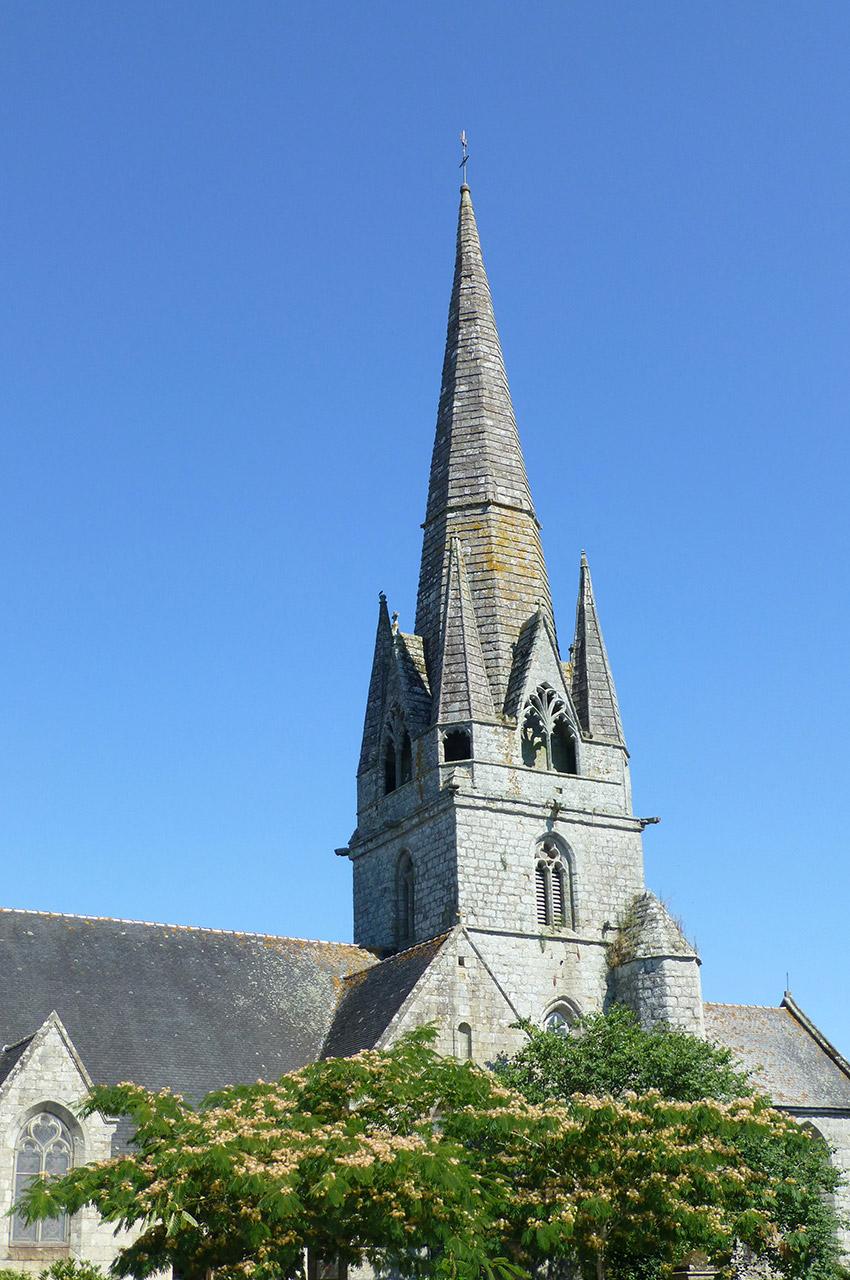 L'église Notre-Dame est classée Monument Historique