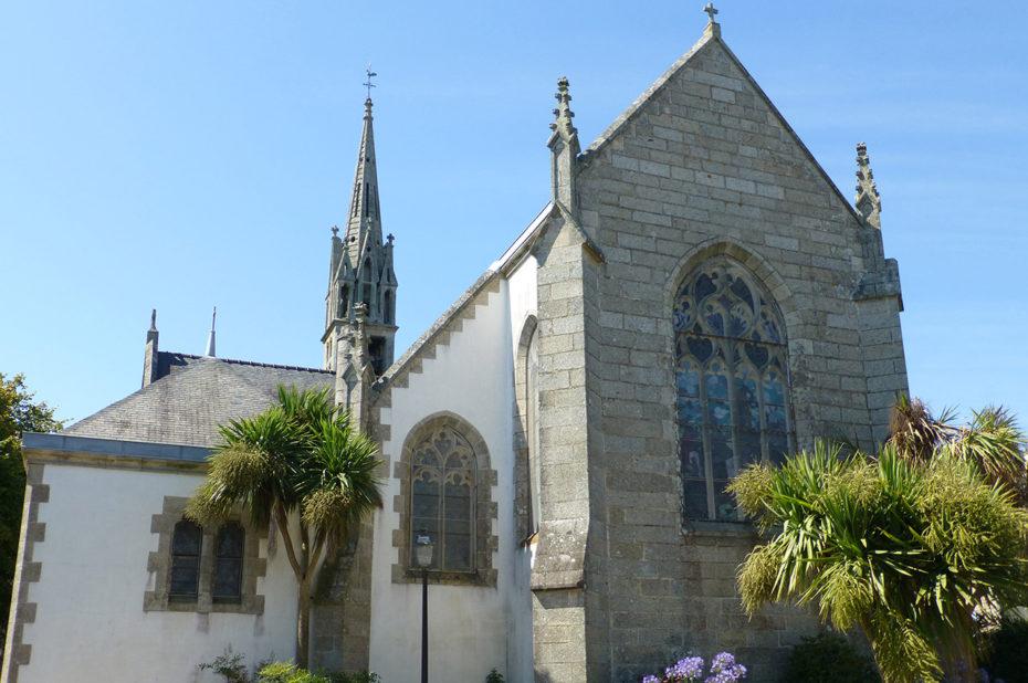 L'église Saint-Joseph est édifiée en 1874