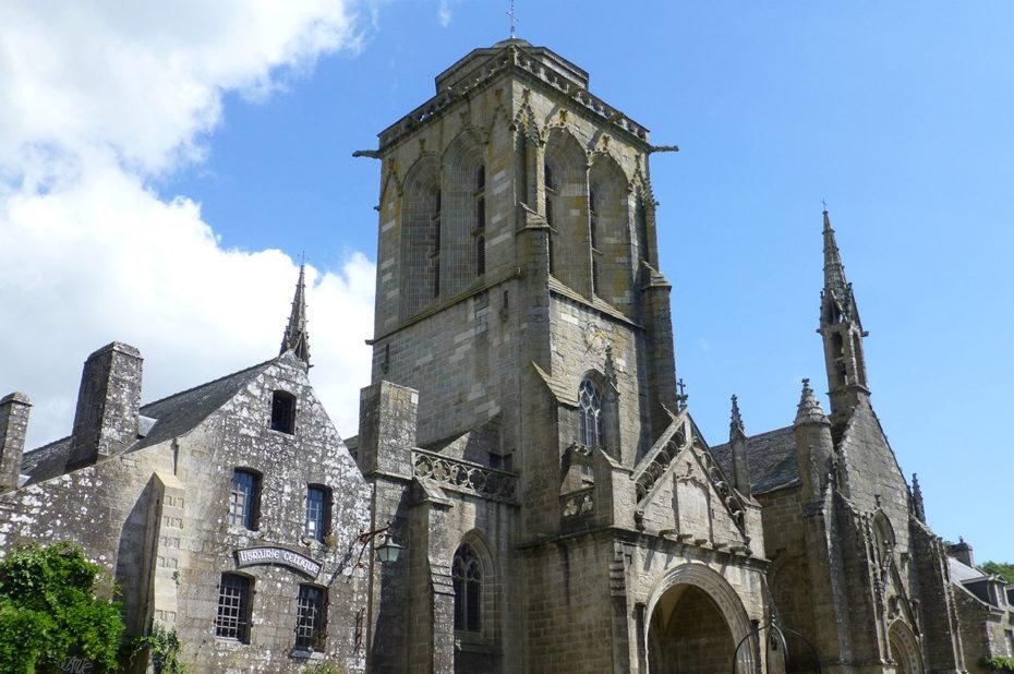L'église Saint-Ronan du XVe siècle