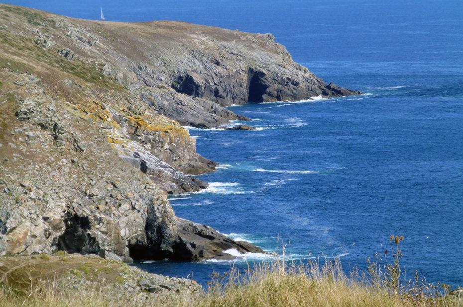 Entre landes et océan, la Pointe du Raz