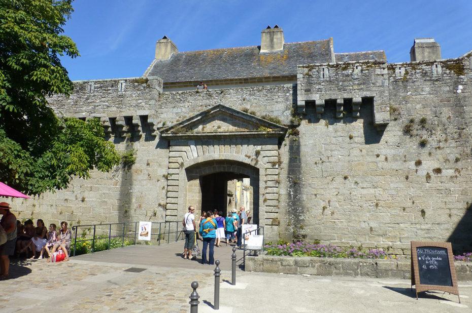 Les fortifications de la ville-close