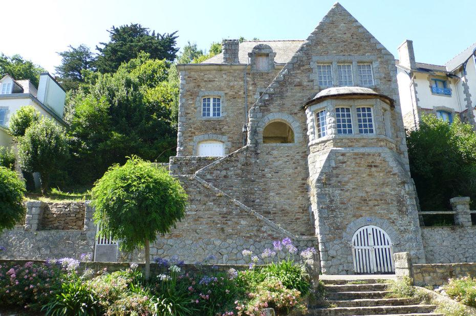 Maison en pierres à Pont-Aven