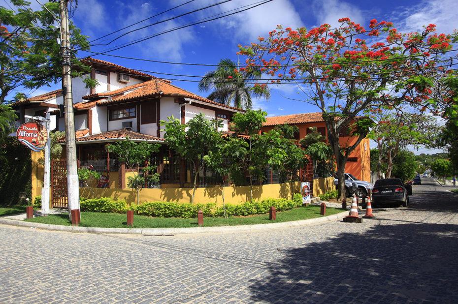 Maison dans les beaux quartiers de Rio de Janeiro