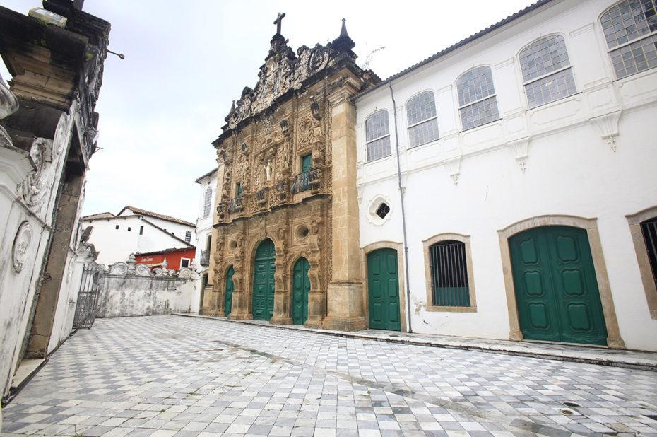 Une des 365 églises de Salvador