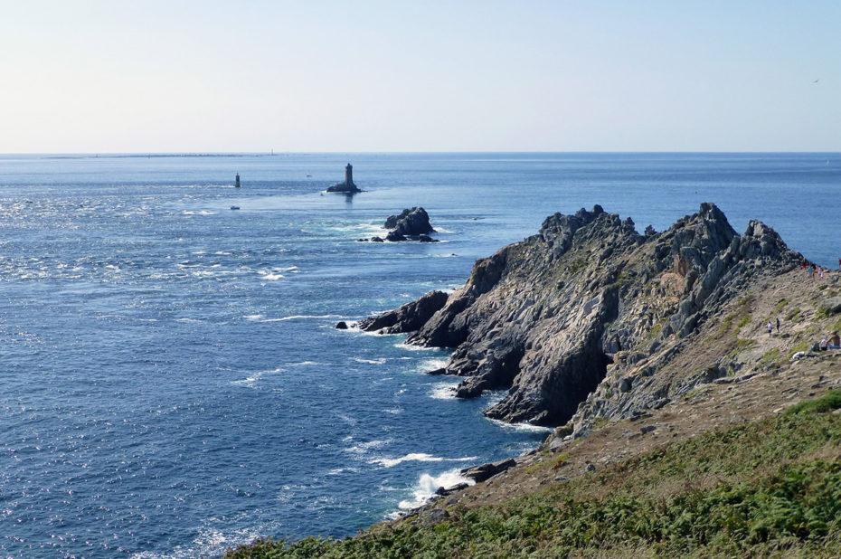 Des phares veillent sur la mer d'Iroise