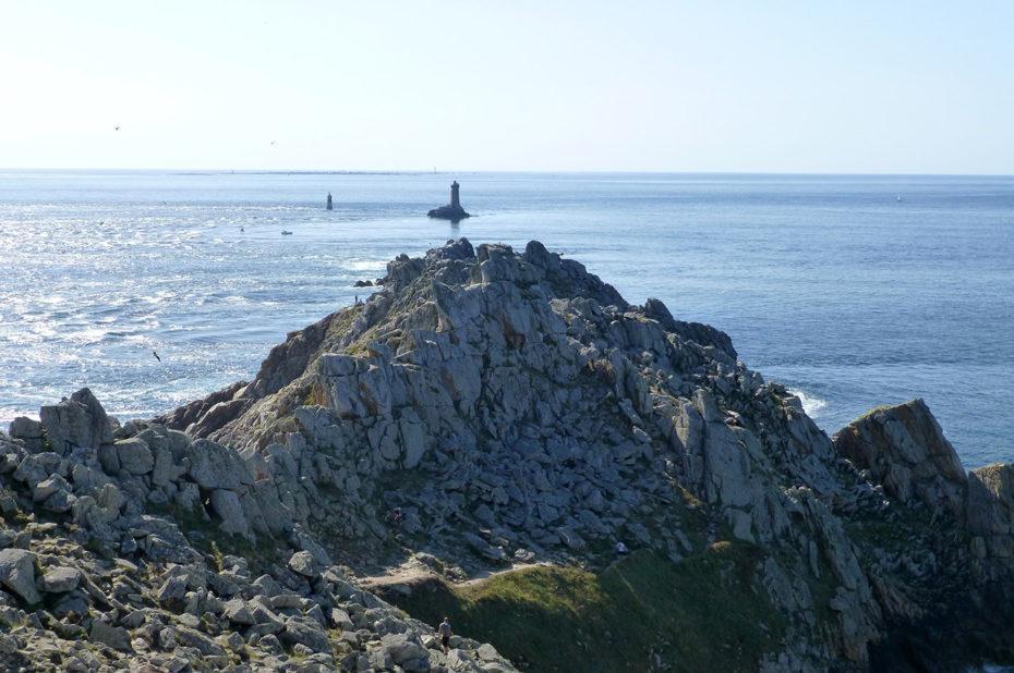 La Pointe du Raz et ses falaises abruptes