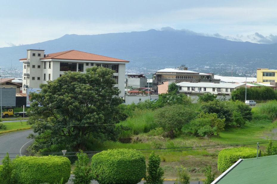 San José, une capitale entourée de montagnes
