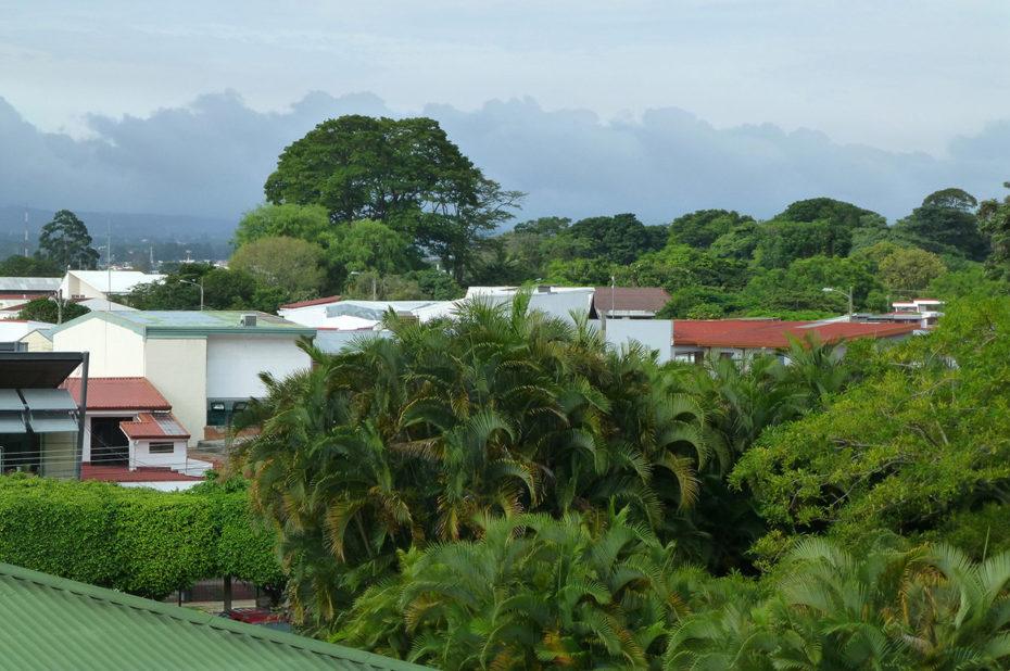 San José, une ville de verdure