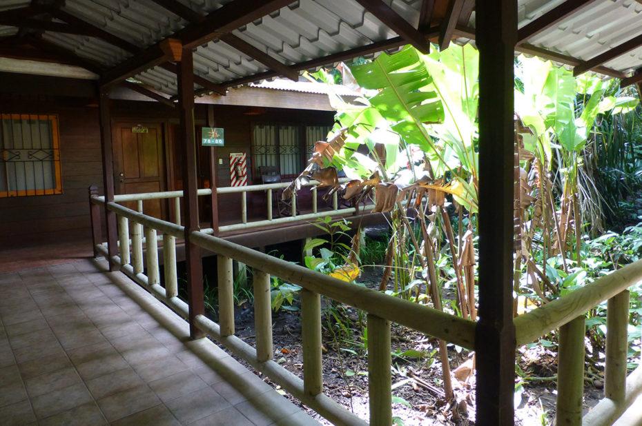 Le Pachira Lodge à Tortuguero