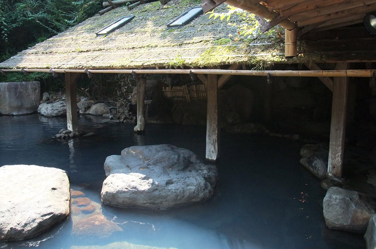 Bains chauds à Kurokawa Onsen