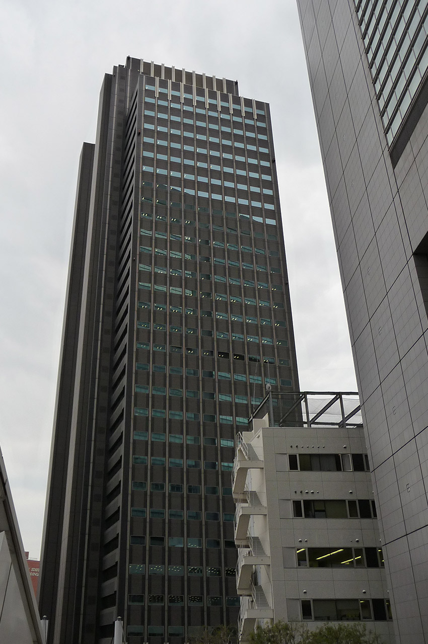 Le quartier de Shinjuku, haut lieu des affaires