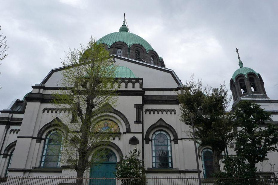 Cathédrale orthodoxe de la Résurrection du Christ à Tokyo