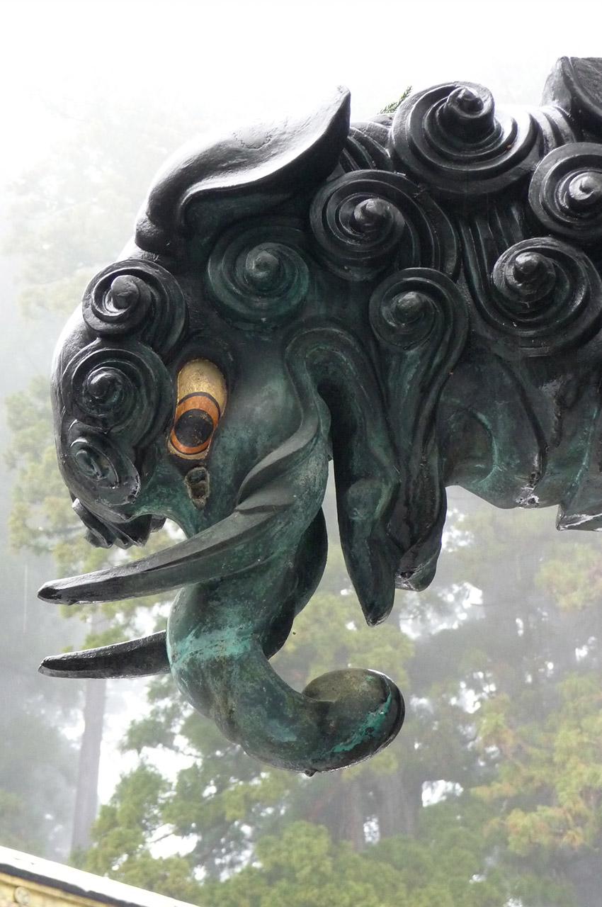 Gardien de la cloche sacrée de Nikko