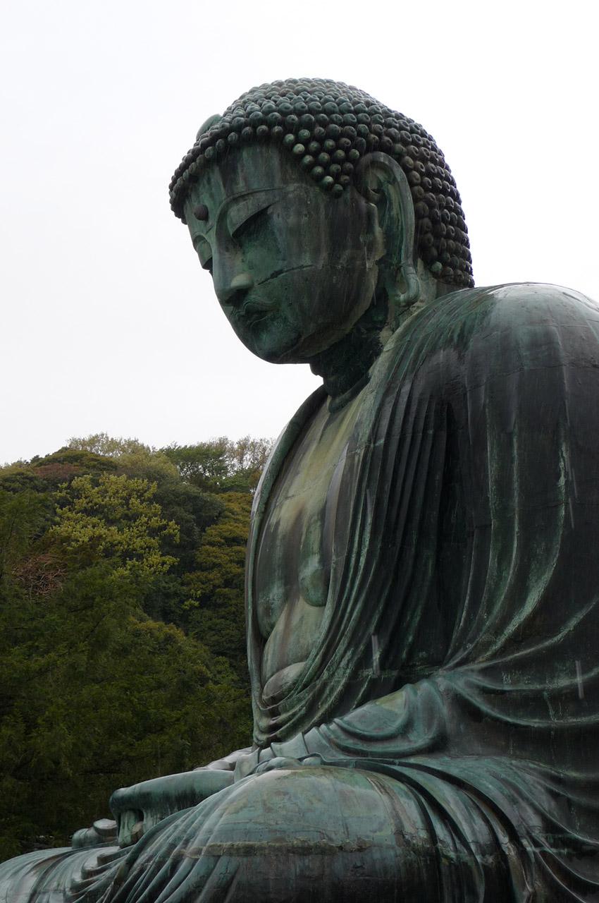 Le Grand Bouddha Daibutsu de Kamakura