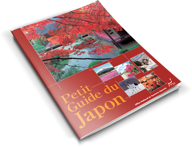 Book du guide du Japon