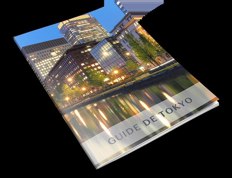 Book du guide de Tokyo