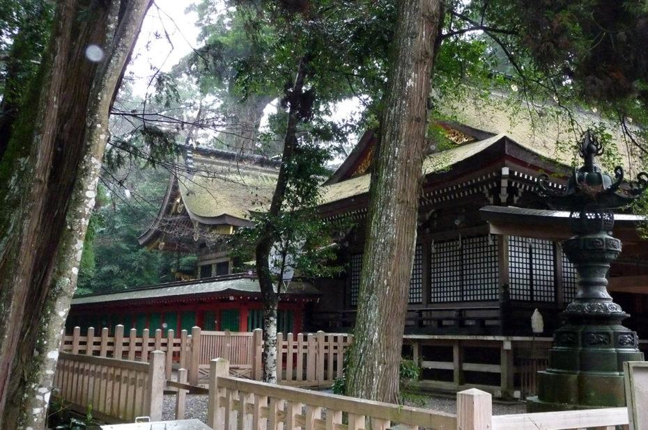 Kashima Jingu, sanctuaire dédié aux arts martiaux