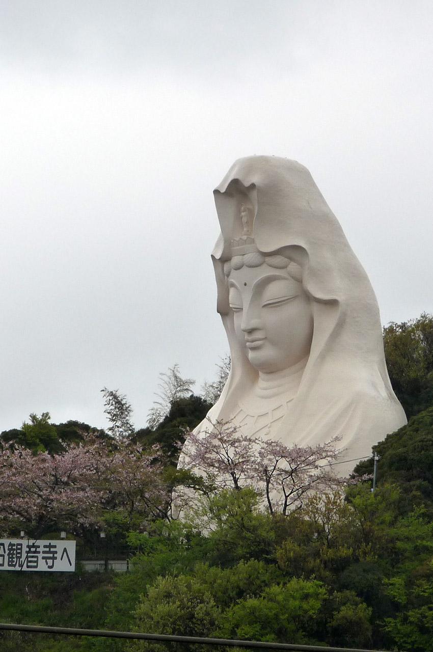 Statue du temple Ōfuna Kannon