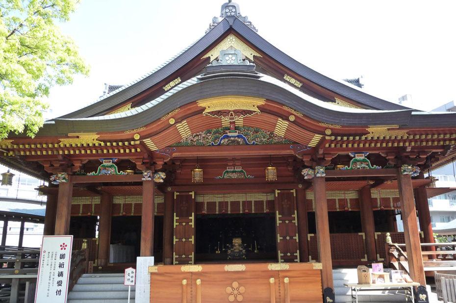 Temple des études Yushima Tenjin à Ueno