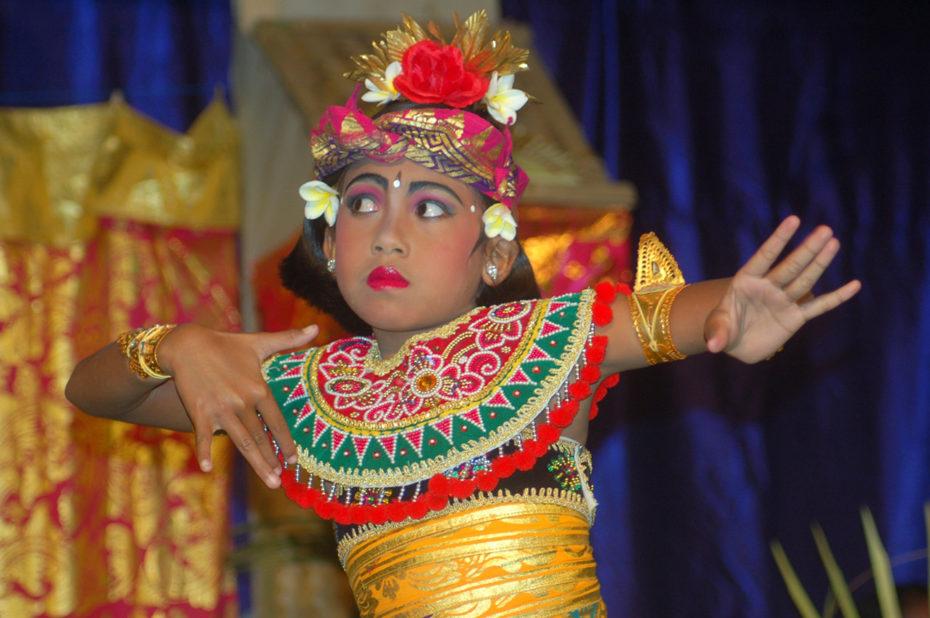 L'art de la danse dès le plus jeune âge