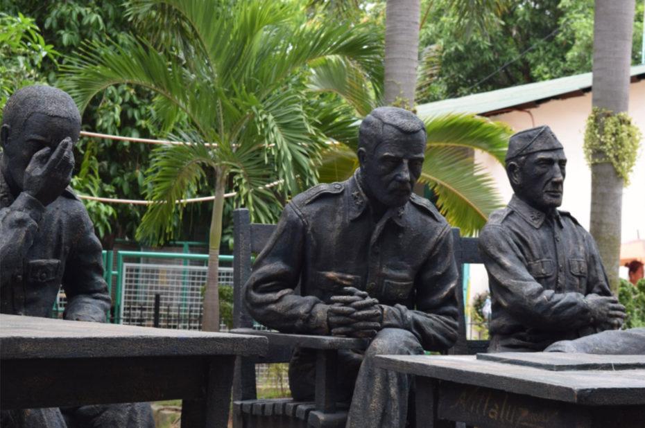 Le Bataan World War II Museum à Balanga City