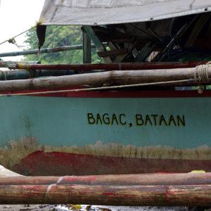 Un bateau nommé Bagac