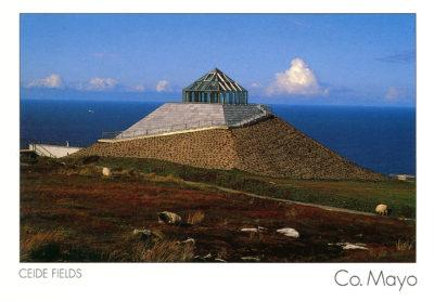 Ceide Fields, site archéologique au nord de Mayo