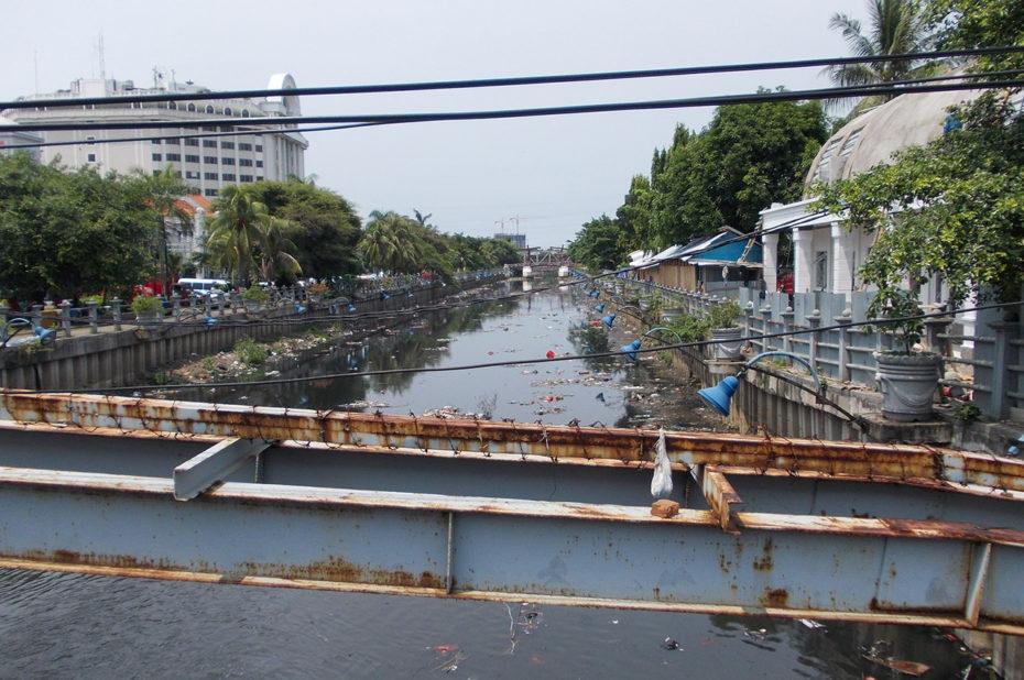 Le Citarum, fleuve le plus pollué au monde