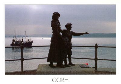 Cobh, aussi connu sous le nom de Queenstown