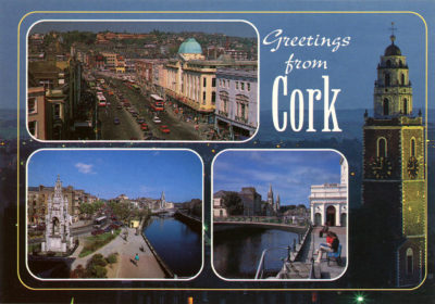 Cork a été fondée au VIe siècle par St Finbarr