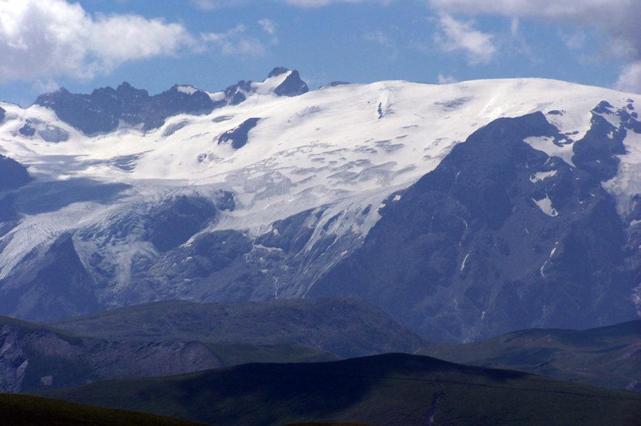 Le glacier des 2 Alpes