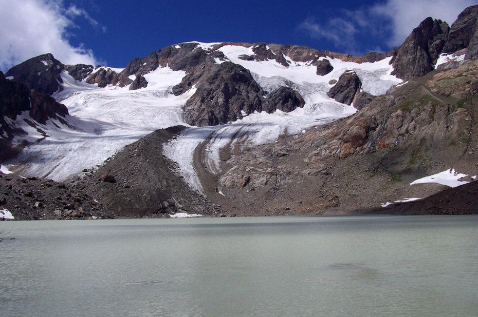 Lac des Quirlies, randonnée dans le massif de l'Oisans