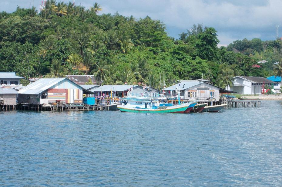 Waigeo, la plus grande des îles Raja Ampat