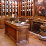 L'apothicairerie de Châtillon-sur-Chalaronne