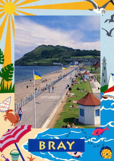 La Bray Sandy beach, plage très populaire