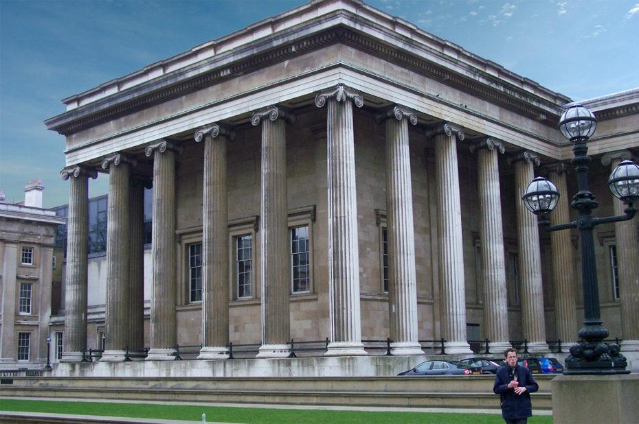 Le British Museum a été fondé en 1753