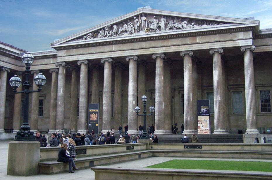 Le British Museum de Londres