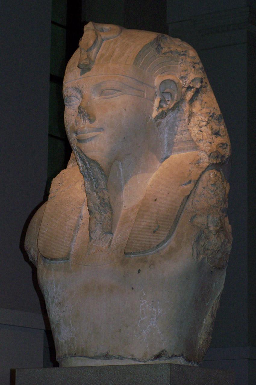 Buste de Amenhotep III