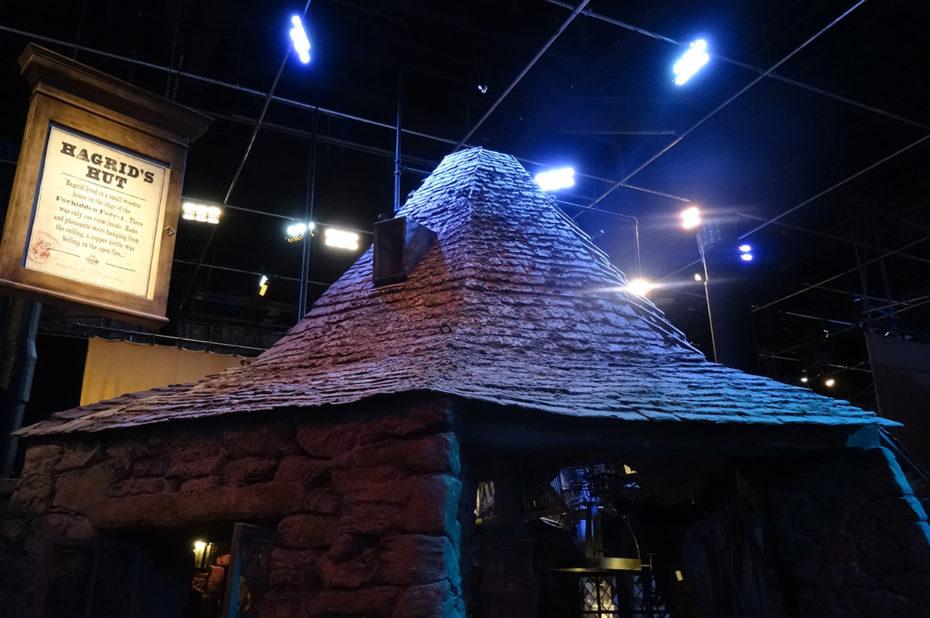La cabane de Hagrid