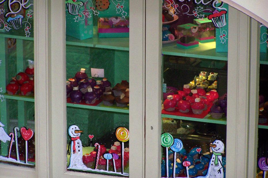 Confiserie Candy Cakes à Covent Garden