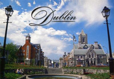 La ville de Dublin fut fondée les pirates Vikings