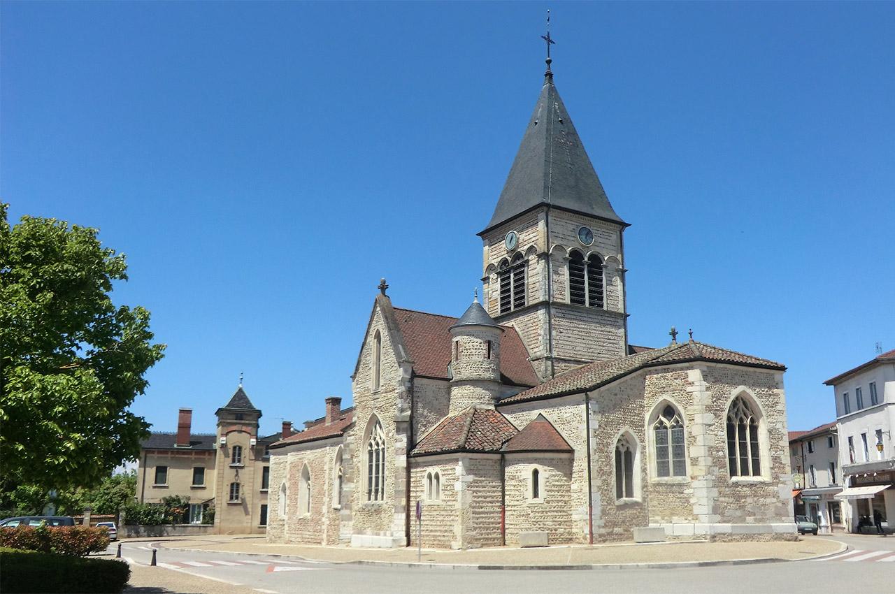 Église de Villars-les-Dombes
