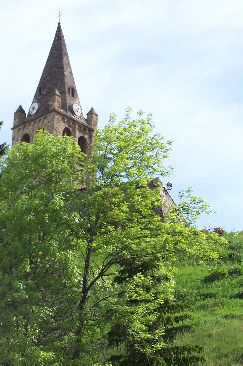 L'église de La Grave est classée Monument Historique