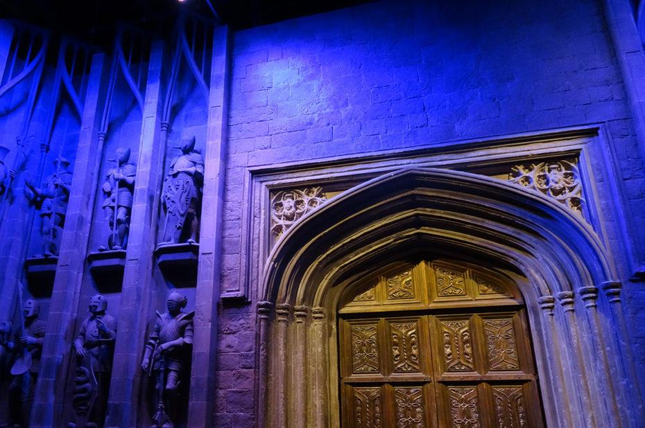 Entrez dans la magie de l'école Poudlard