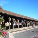 Les halles de Châtillon-sur-Chalaronne