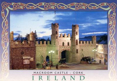 Le château de Macroom, dans le comté de Cork